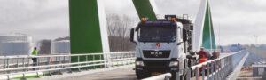 Læs om vores projekt med belægning på Odins bro i Odense af Dansk Støbeasfalt