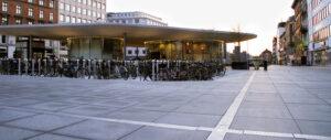 Projekt vandtætning på Nørreport station af Dansk Støbeasfalt